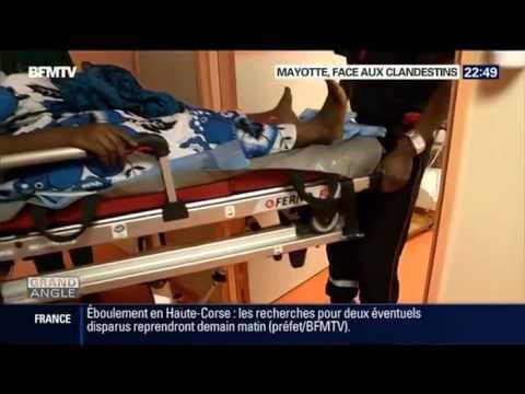 L'immigration clandestine à Mayotte