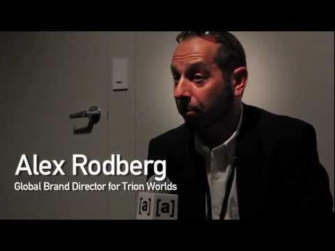 [a]list daily Video Interview: Trion's Alex Rodberg