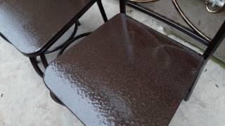 видео Кованная мебель для кухни