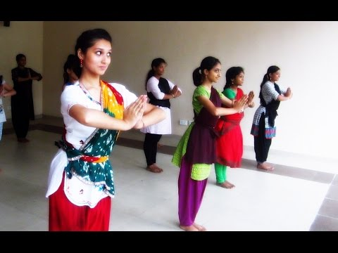 SPIC MACAY 4th International Convention - IIT Guwahati - Intensive Glimpses - Part 1