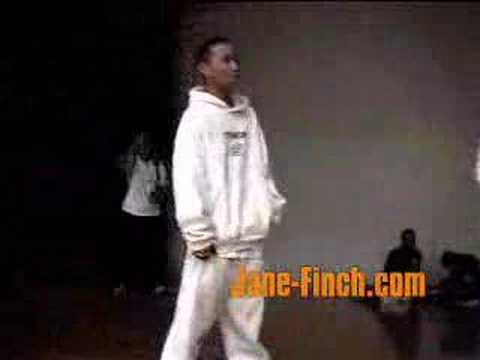 Chuckie Akenz Freestyle at Westview (Jane-Finch.com)