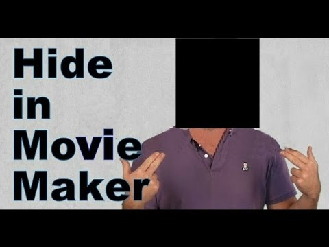 how to make a censor blur in imovie