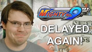 Mighty No. 9 is Delayed AGAIN?! - The Rant is GO!
