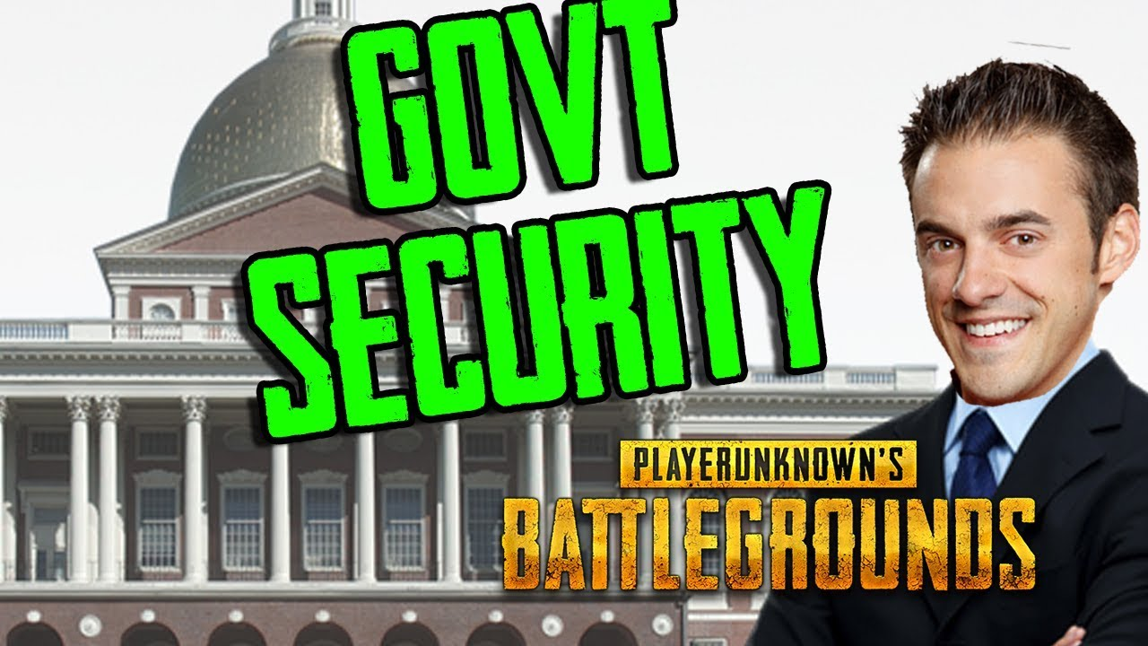 PUBG DUO RANDOM with GOVERNMENT SECURITY