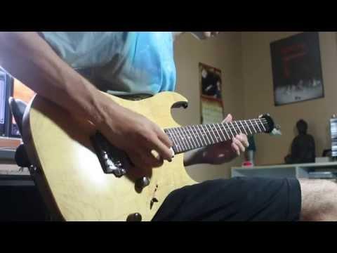 Periphery - Pale Aura: Mark (Guitar Cover)
