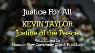 Mountain View Community Church Food Bank | KEVIN TAYLOR JUSTICE OF THE PEACE