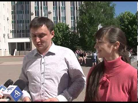 В Белгороде и Старом Осколе отметили студенческую Пасху