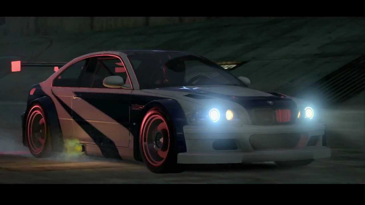 Nfs Most Wanted 2012 Deluxe Dlc Bundle Trailer Bmw M3 Gtr Youtube