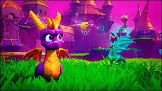 Las divinas tierras de los pacificadores - Spyro the dragon - #02