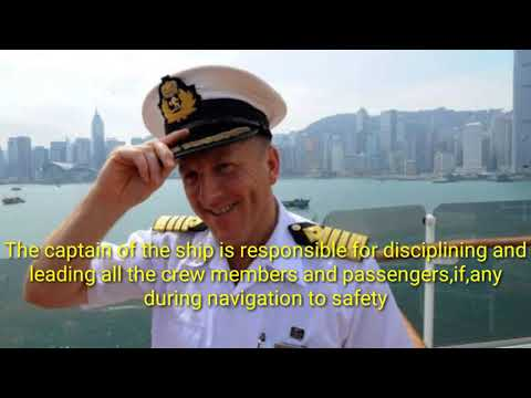 Types Of Jobs In The Maritime Industry