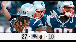 Redskins vs. Patriots: Postgame analysis thumbnail