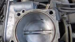Как промыть дроссельную заслонку AUDI A6 C5 2.8(, 2014-06-09T18:04:00.000Z)