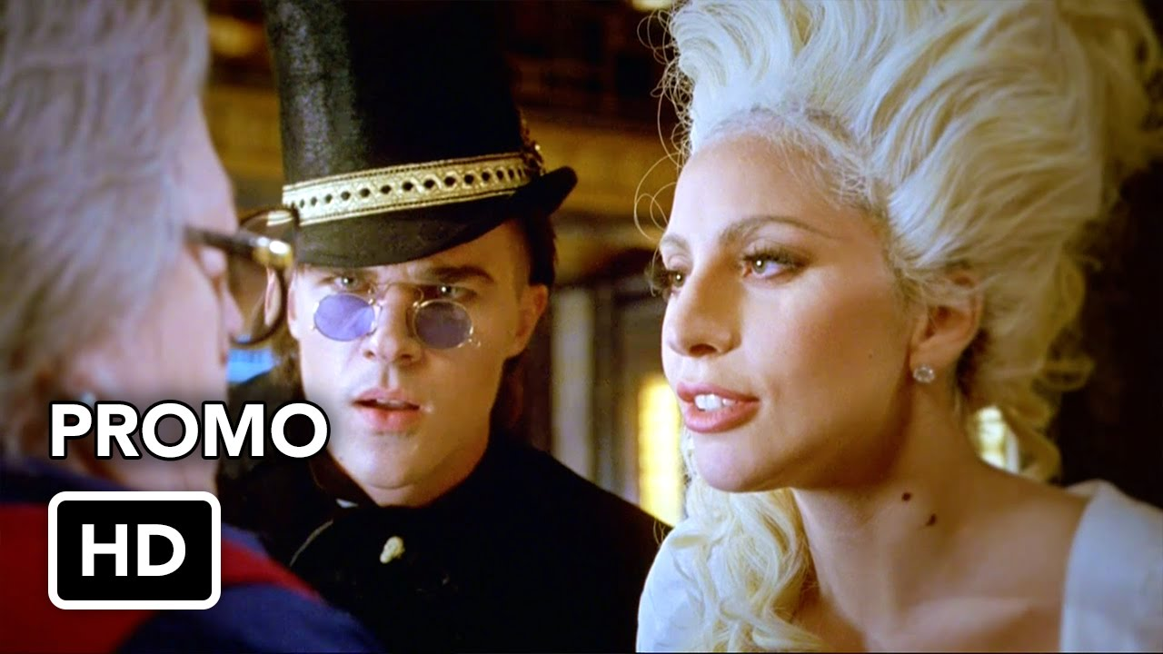 American Horror Story: Hotel 5x05 Promo