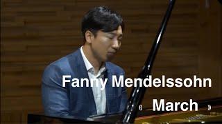 """Fanny Mendelssohn """"March""""/파니 멘델스존 """"3월"""""""