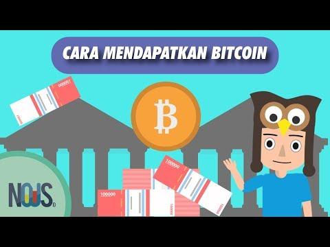 Bagaimana Sih Cara Mendapatkan Bitcoin?