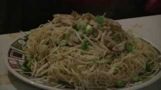 Stir Fry Chicken Chow Mein Noodles  (Chinese Food Recipe)