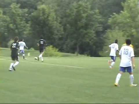 FABIAN GONZALEZ - Soccer Highlight Video - Dwight-Englewood School, NJ