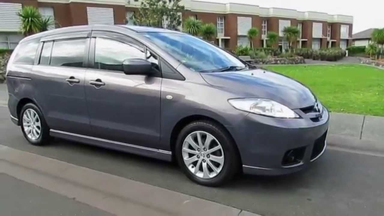 2007 mazda premacy 20s youtube. Black Bedroom Furniture Sets. Home Design Ideas