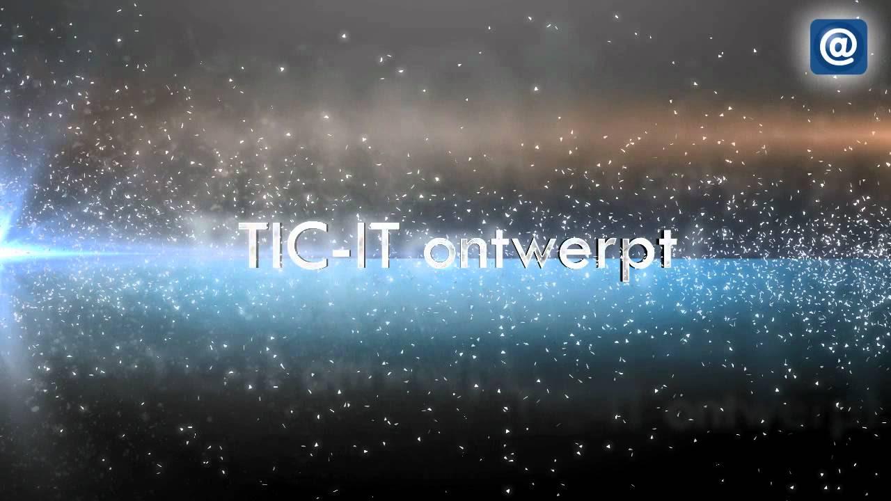 TICIT gebruiksvriendelijk en professioneel webdesign