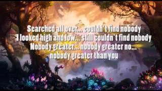 VaShawn Mitchell  - Nobody Greater w/ Lyrics