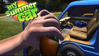 KÄNNIAJELUSIMULAATTORI! - My Summer Car