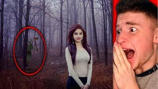 SCARY CLOWN SPOTTED In The Woods.. (HELP)