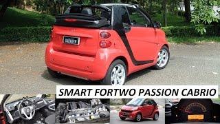 Garagem do Bellote TV: Smart Passion Cabrio