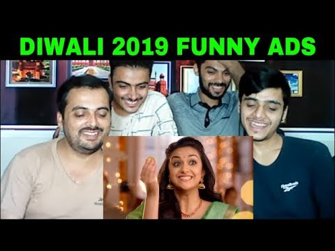 Pakistani Reaction on | Best Funny and Creative Diwali Ads Collection