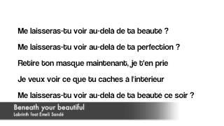 Beneath your beautiful - Labrinth feat Emeli Sandé