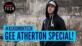 Ask GMBN Tech Special With Atherton Bike's Gee Atherton! | #AskGMBNTech
