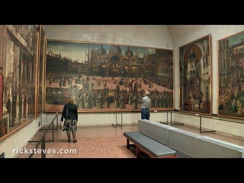 Venice, Italy: Accademia Gallery
