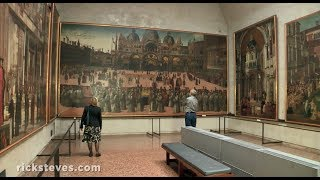 Venice, Italy: Accademia Gallery
