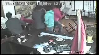 Triad gang fight, small trouble in big Chinatown thumbnail