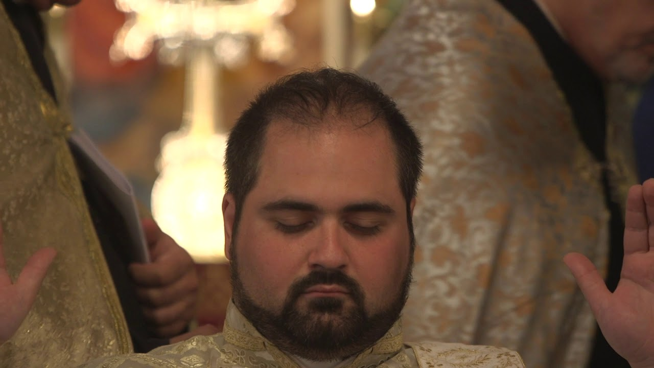 Bishop Daniel Ordains His First Priest: Fr. Andreas Garabedian