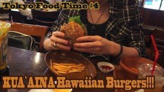 Tft #4 Kua`aina Hawaiian Burgers!!!