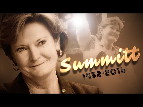 Pat Summitt remembered:  Longtime friend talks about coaching icon