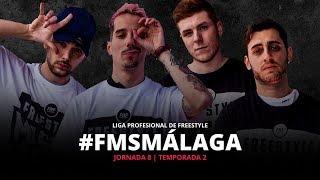 Freestyle Master Series 2018 - Málaga Jornada 8, Temporada 2
