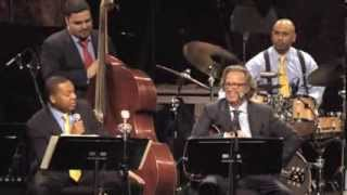 Eric Clapton, Wynton Marsalis Play the Blues in New York City--Ice Cream