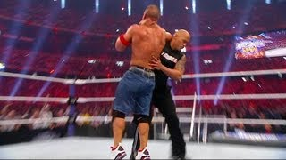 Rock vs. Cena Road to WrestleMania: WrestleMania 27