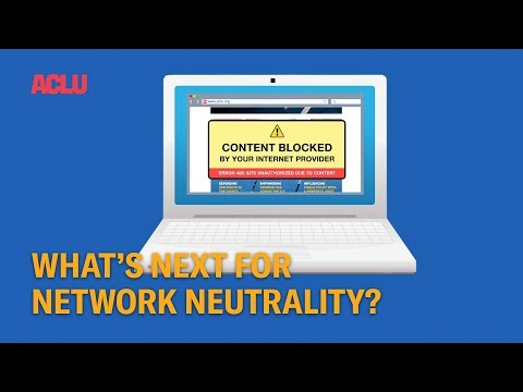 What's Next for Network Neutrality?