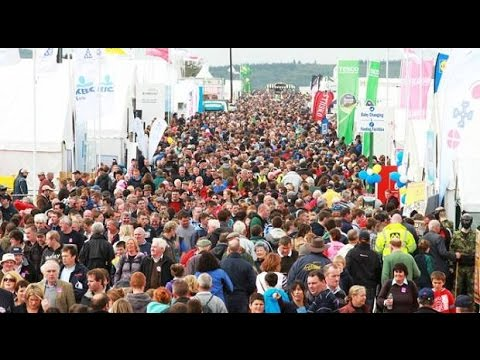 Day One - Independent Talks at the National Ploughing Championships