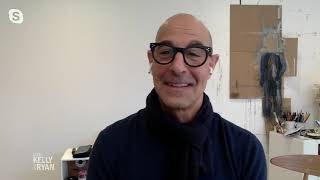 Stanley Tucci Talks About Life in London During Lockdown