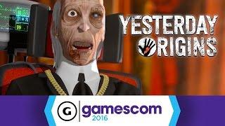 yesterday Origins. Trailer. Gamescom 2016