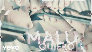 Malú - Quiero (Audio)
