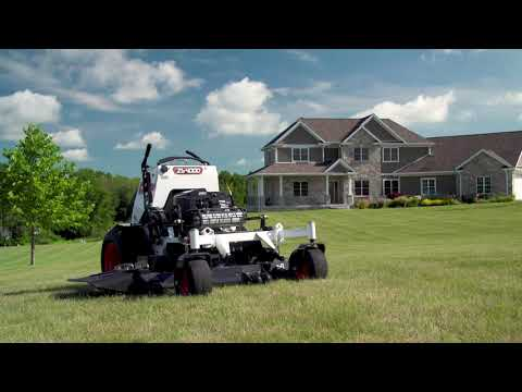 Bobcat ZS4000 Walk through with Ron Scheffler from Bobcat