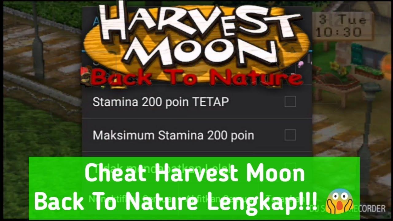 Download Cheat Harvest Moon Btn Epsxe Lengkap - coollfile
