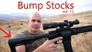 What is a Bump Stock? Should it be illegal?! thumbnail