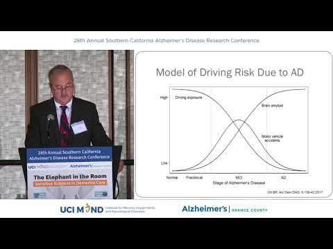 Driving Under the Influence of Dementia