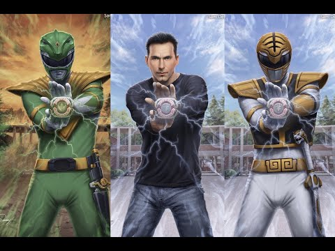 Я Могучий  Рейнджер: Тяжелая судьба Томми Оливера Трибьют ( Power Rangers)