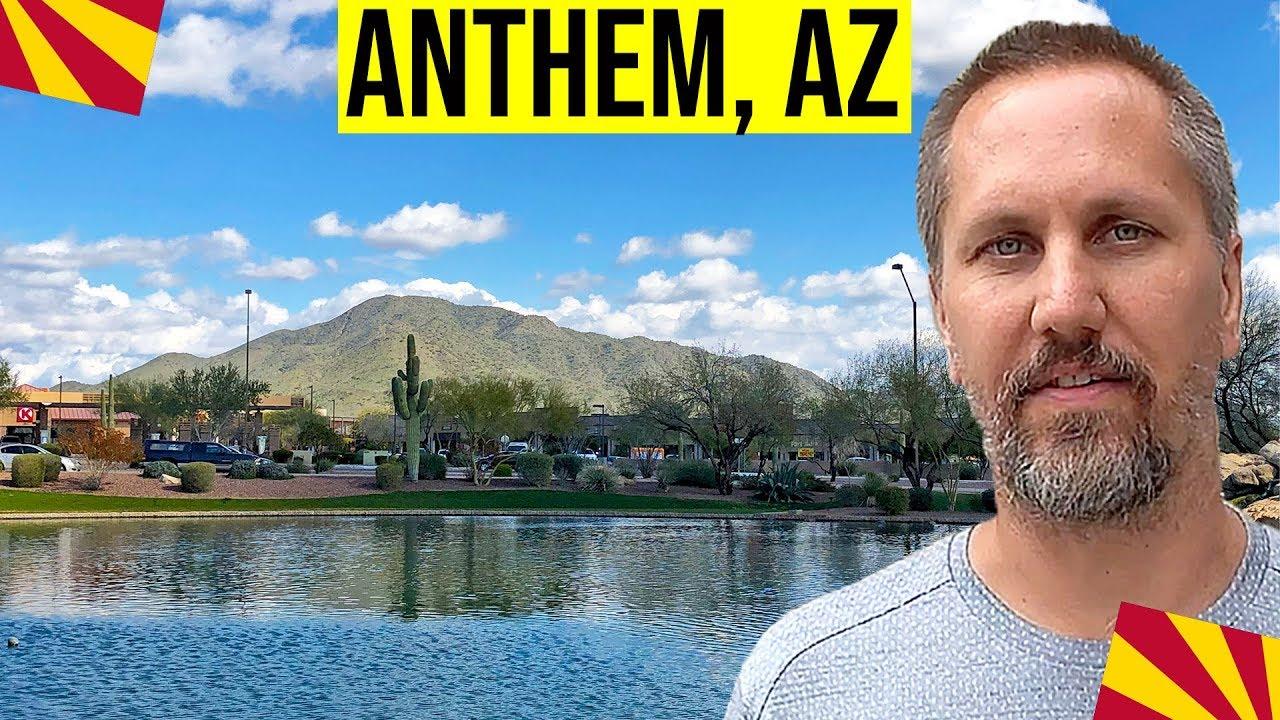 Anthem Arizona Moving To Arizona Living In Phoenix Arizona